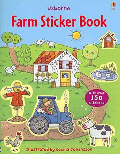 [Farm Sticker Book] (By: Sam Taplin) [published: June, 2008]