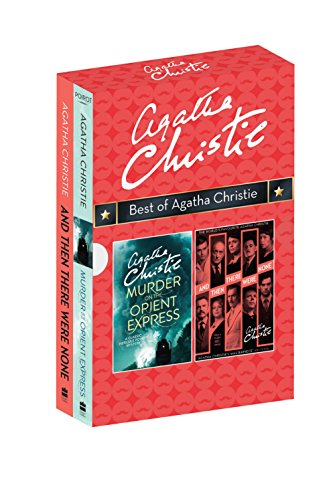 Best of Agatha Christie Box Set (And Then There Were None, Murder on the Orient Express) Image