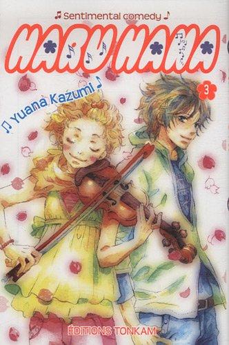 Haru Hana - Sentimental Comedy n° 3 Vol.3 par KAZUMI Yuana