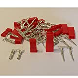 MR-Onlinehandel ® 10 Paar (20 Stück) JST BEC kompatible Stecker und Buchse Crimp Set