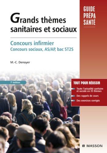 Grands thèmes sanitaires et sociaux: Co...
