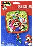 amscan Folienballons Super Mario Bros 3200801