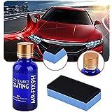 Revêtement céramique hydrophobe - Soin anti-rayures pour voiture et moto