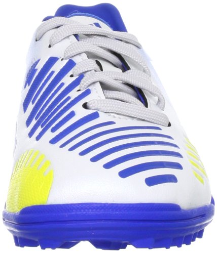 adidas Performance P Absolado LZ TRX TF J G64925 Jungen Fußballschuhe Weiß (RUNNING WHITE FTW / VIVID YELLOW S13 / PRIME BLUE S12)