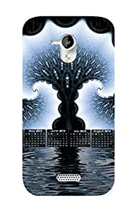 Cell Planet's High Quality Designer Mobile Back Cover for Micromax A116 on No Theme theme - ht-mmx_a116-gi_344