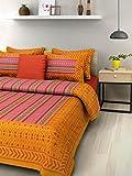 Bombay Spreads Multi Color 100% Pure Cot...