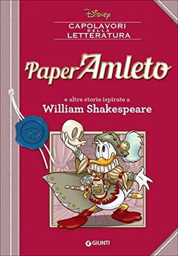 PaperAmleto e altre storie ispirate a William Shakespeare (Capolavori della letteratura)