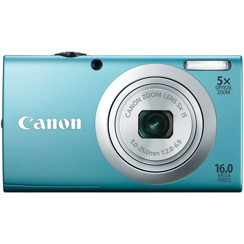 Canon A2400 IS (Blue)