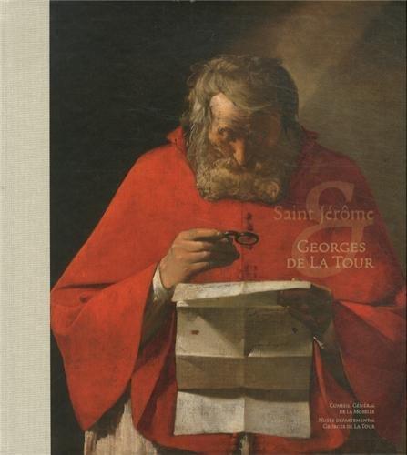 Saint Jérome et Georges de la tour