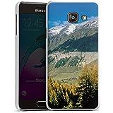 Samsung Galaxy A3 (2016) Housse Étui Protection Coque Montagne Colline Paysage