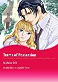 Terms of Possession: Harlequin comics