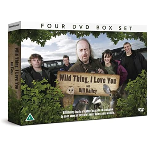 Wild Thing With Bill Bailey Gift Set - Wild Bill