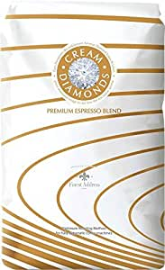 Cream Diamonds Café-Espresso ganze Bohne by J. Hornig, 1000 g