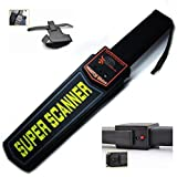 GosFrid Supper Scanner Metal Detector With Charger And Battery