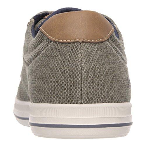 Skechers Define-Soden, Chaussures de Tennis Homme Olive