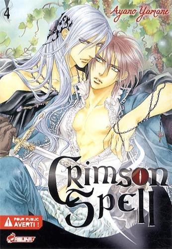 Crimson Spell, Tome 4 :