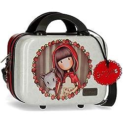 Trousse de Toilette ABS Gorjuss Adaptable à Trolley Little Red Riding Hood