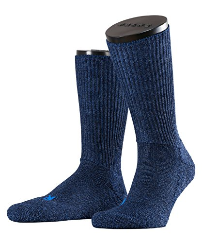 FALKE Unisex-Socken 16480 Walkie Trekking SO, Blau (jeans 6670), 44-45
