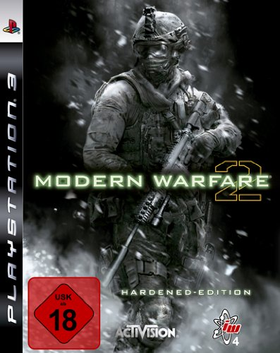 Call of Duty: Modern Warfare 2 - Hardened Collectors Edition (Deutsch) (Cod Modern Warfare 2 Pc)