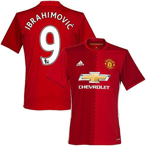 16-17-manchester-united-home-shrit-ibrahimovic-9-2016-2017-pspro-jugador-impresion-unisex-rojo-small