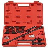 TIMBERTECH Ventilfederspanner zur Montage und Demontage als Werkzeugkoffer-Set