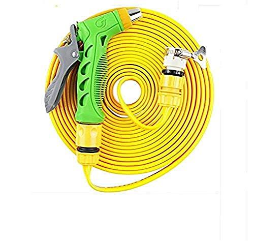 Tubo da giardino ugello | ugello lavaggio auto pistola per manichetta antincendio-alta pressione mano sprayer- ideale per lavare i cani, animali e lavaggio auto