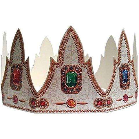 Corona di re preziosa