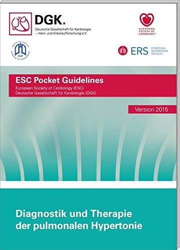 Diagnostik und Therapie der pulmonalen Hypertonie (Pocket-Leitlinien)