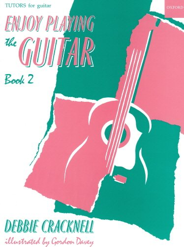 Enjoy playing Guitar vol.2 : tutor book