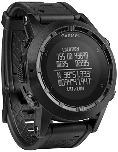 Garmin Tactix GPS da Polso per Paracadutismo, Soft Air e Impiego Tattici, Nero