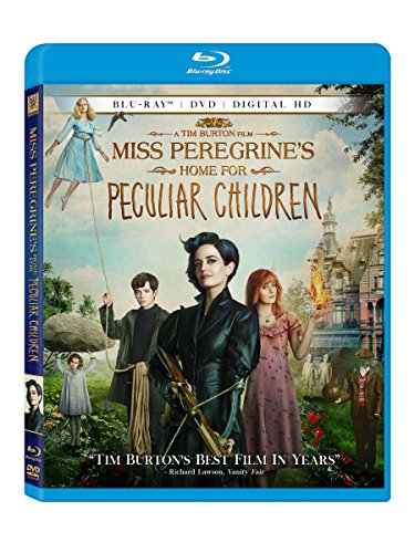 Miss Peregrine's Home for Peculiar Children [Edizione: USA]