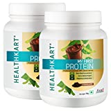 Healthkart My First Protein - Chocolate (Pack Of 2 1 Kg )