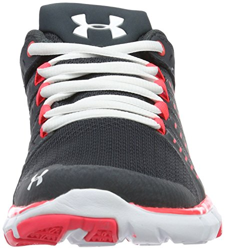Under Armour Micro G Limitless Training 2, Chaussures de Fitness Femme Gris (Stealth Gray)