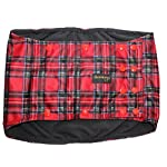 Glenndarcy Male Dog Belly Band I Urine Incontinence I Black XL and 2 Washable Pads I Poppers