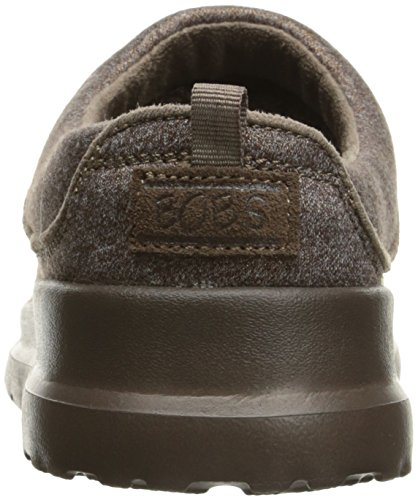 Skechers Bobs Cherish Sleigh Ride, Chaussons femme Marron - Brown (Brz)