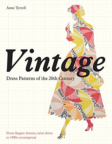 Vintage Dress Patterns of the 20th Century: dressmaking from flapper dress to the mini skirt (Red Fashion Flapper Kostüm)