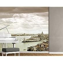Carta da parati adesiva Lagoon Of Venice, Dimensione:380cm x 360cm
