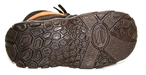 Juge-chaussures 61.2086 bottillons & stiefeltten pour garçon Marron - Braun (mus/has/pum/sw)