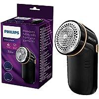 Philips GC026/80 Quitapelusas, Negro Y Dorado