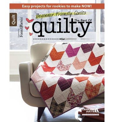 ({BEGINNER-FRIENDLY QUILTS: EASY PROJECTS FOR ROOKIES TO MAKE NOW!}) [{ By (author) Mary Katherine Fons }] on [August, 2014] par Mary Fons;