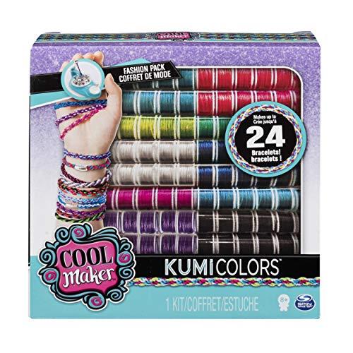 Cool Maker - 6046622 - KumiColors Fashion-Nachfüll-Set - Jewels + Cools