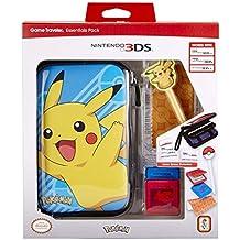 Bigben Interactive - Essential Pack Pokemon RUBY (Nintendo 3DS XL), modelos aleatorios