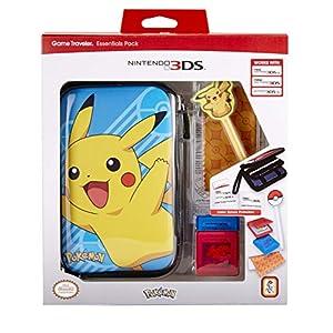 Nintendo 3DS / 3DS XL / new 3DS XL – Essential Pack Pokémon (farbig sortiert)