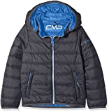 CMP Jungen Thinsulate Jacke, Antracite, 128