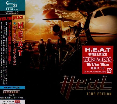 H.E.a.T Tour Edition