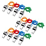 S/O® 12er Pack Trillerpfeife
