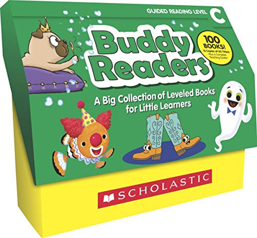 Set): Level C: A Big Collection of Leveled Books for Little Learners ()