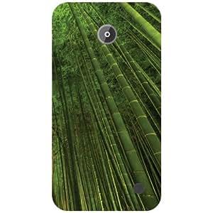 Nokia Lumia 630 Back Cover - Scenic Designer Cases