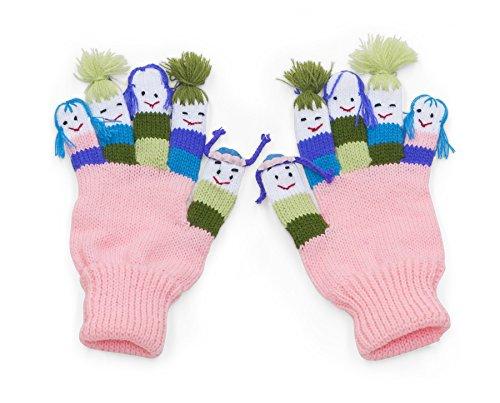 Kidorable Original Gebrandmarkt Mädchen Handschuhe für Mädchen, Jungen, Kinder