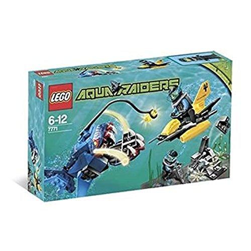 (LEGO Aqua Raiders 7771 - Leuchtfisch)